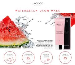 WATERMELON GLOW MASK