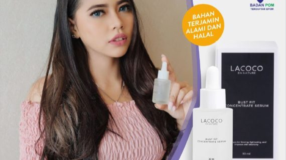 Lacoco BUST FIT Concentrate Serum Pembesar Payudara