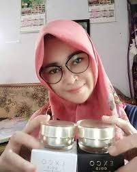 INILAH TESTIMONI EXCO GOLD LIGHTENING DAY CREAM DAN NIGHT CREAM