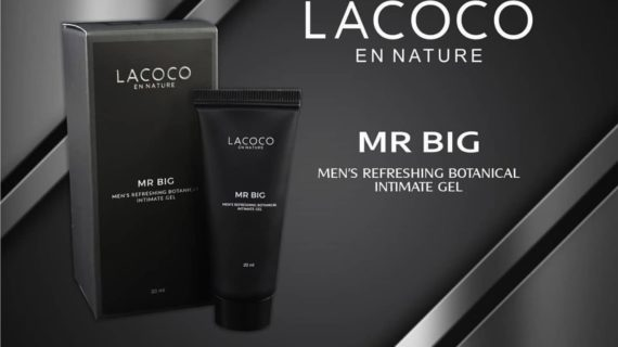Manfaat Lacoco MR BIG (Mens Refreshing Botanical Intimate Gel) NASA